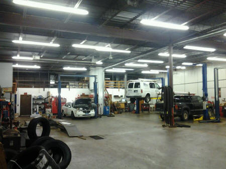 Auto Repair Service From Automotive Unlimited Of